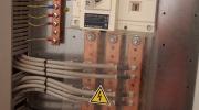 Elektro připojení klimatizace Blue box