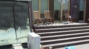 Venkovní klimatizace LG na terase