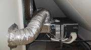Vnitřní klimatizace včetně VZT dopojení
